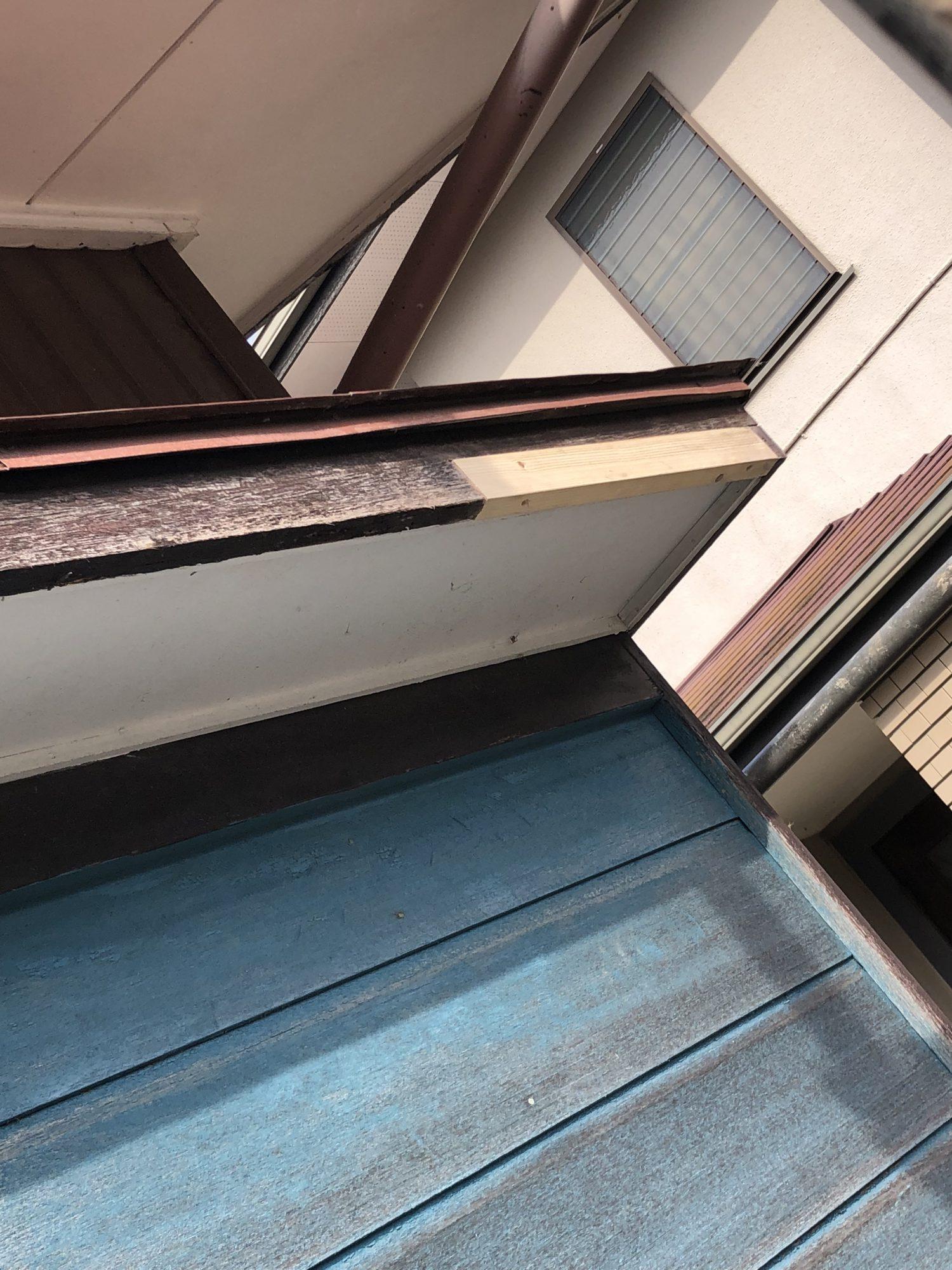 いすみ市S様邸外壁塗装・玄関ドア交換工事