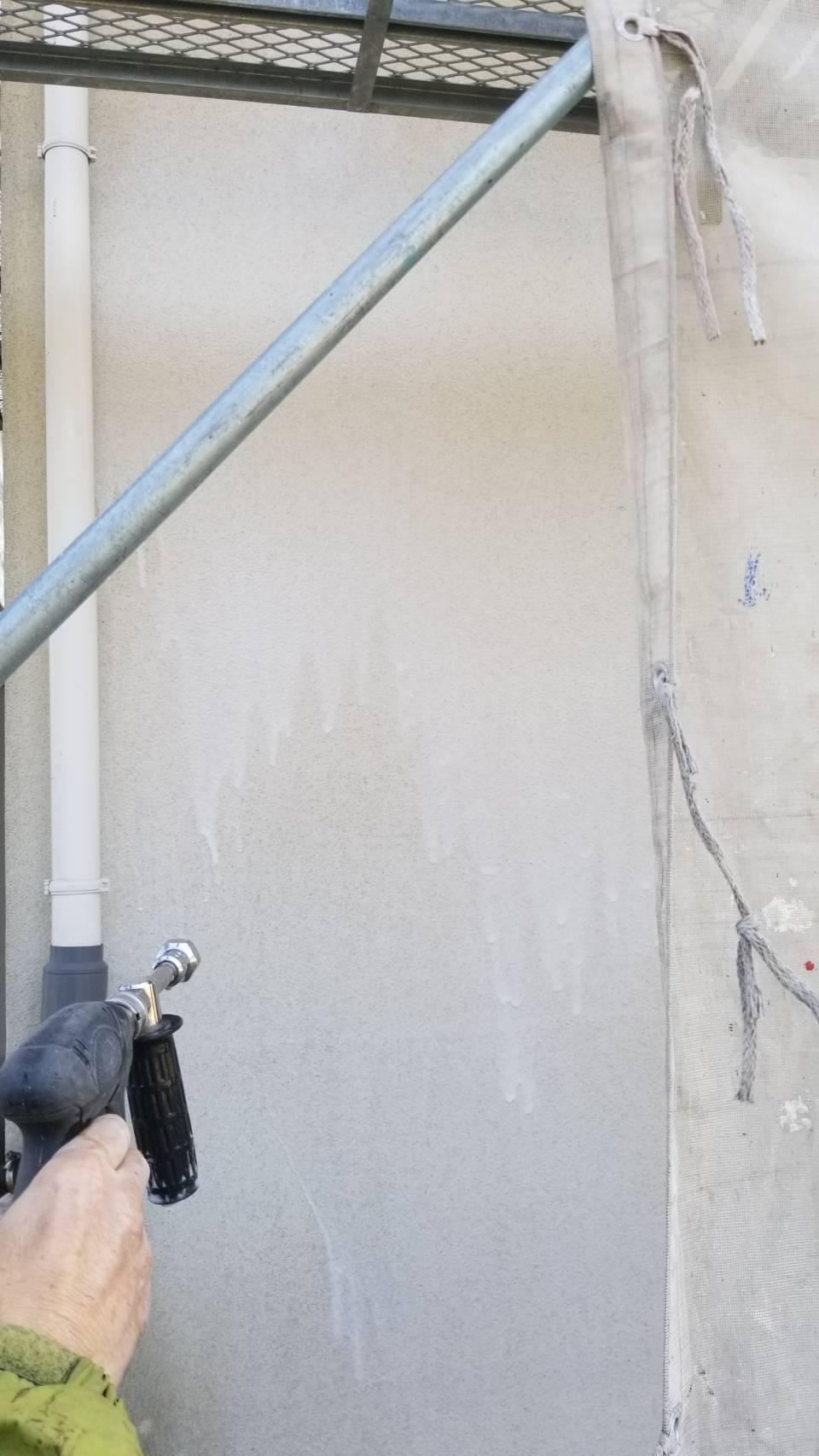 夷隅郡御宿町H様邸外壁塗装工事