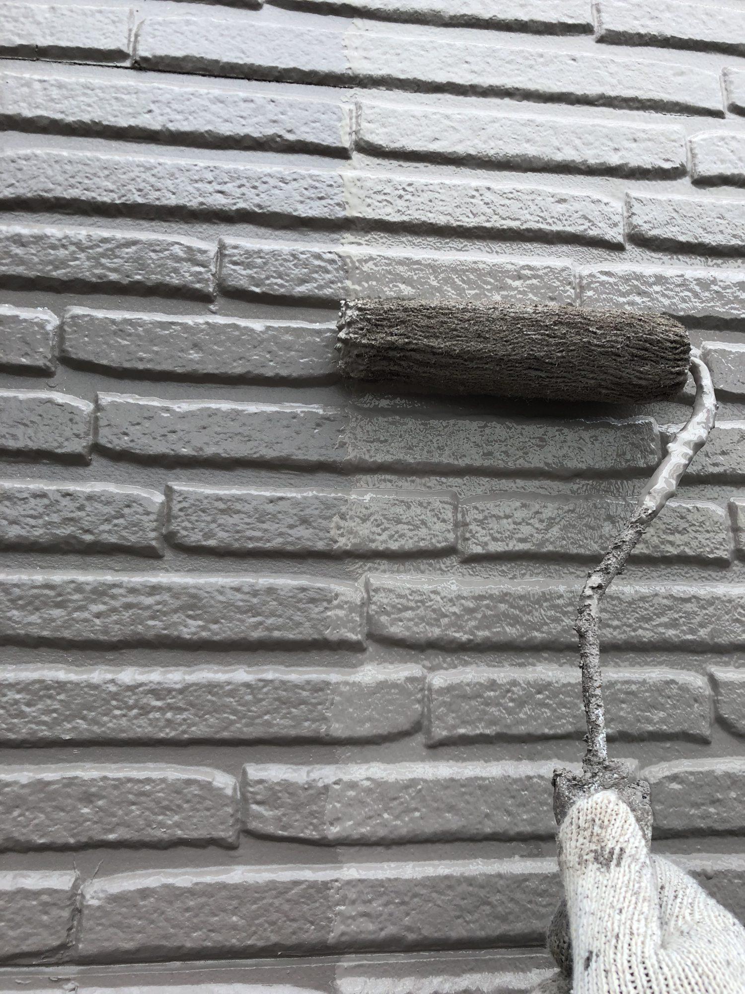 長生郡長生村U様邸外壁塗装工事