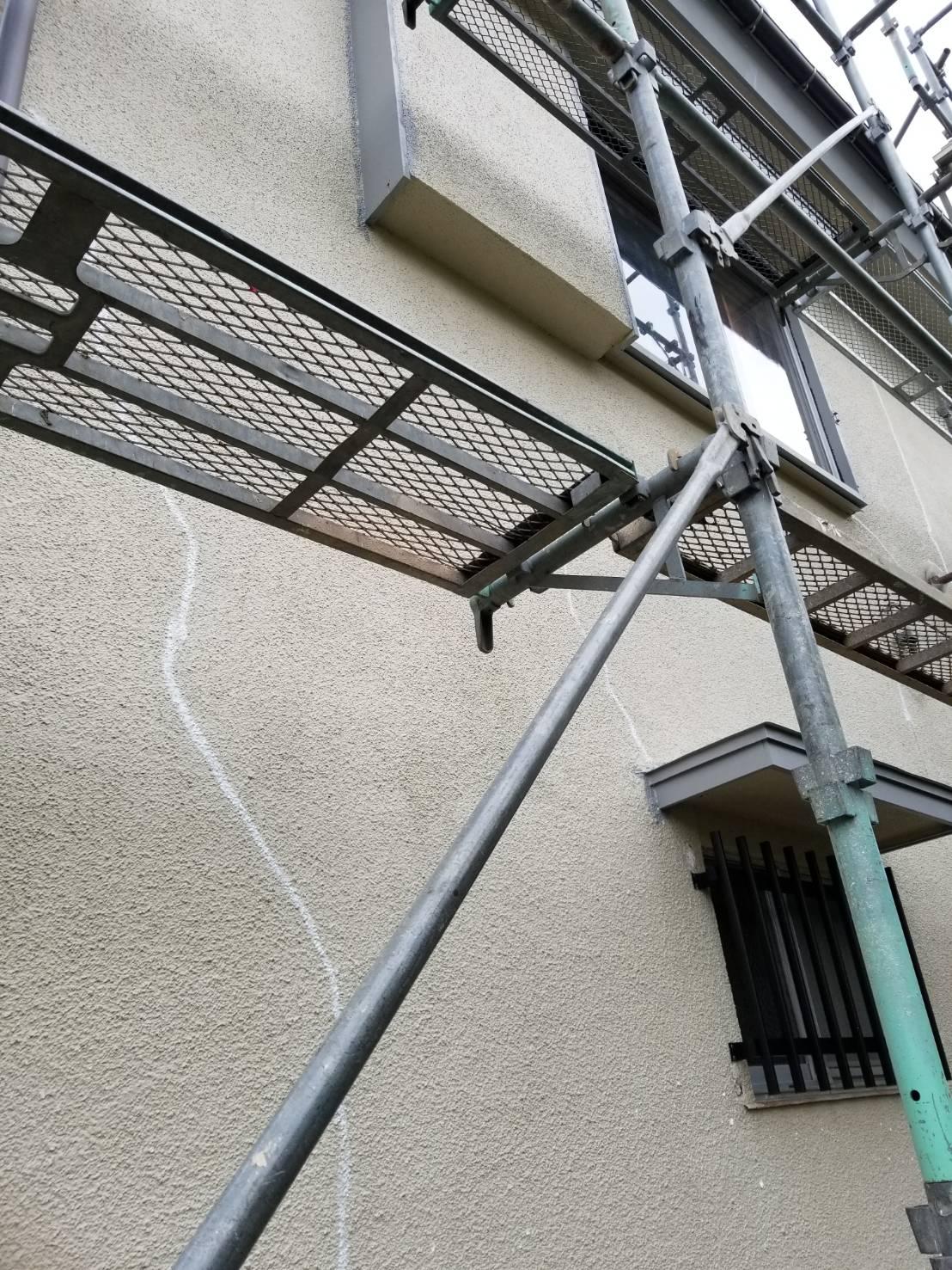 御宿町S様邸外壁塗装工事