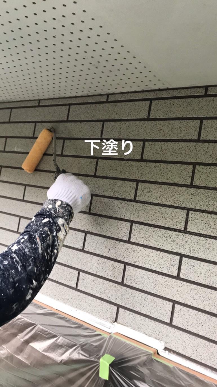 長生郡一宮町A様邸外壁塗装工事