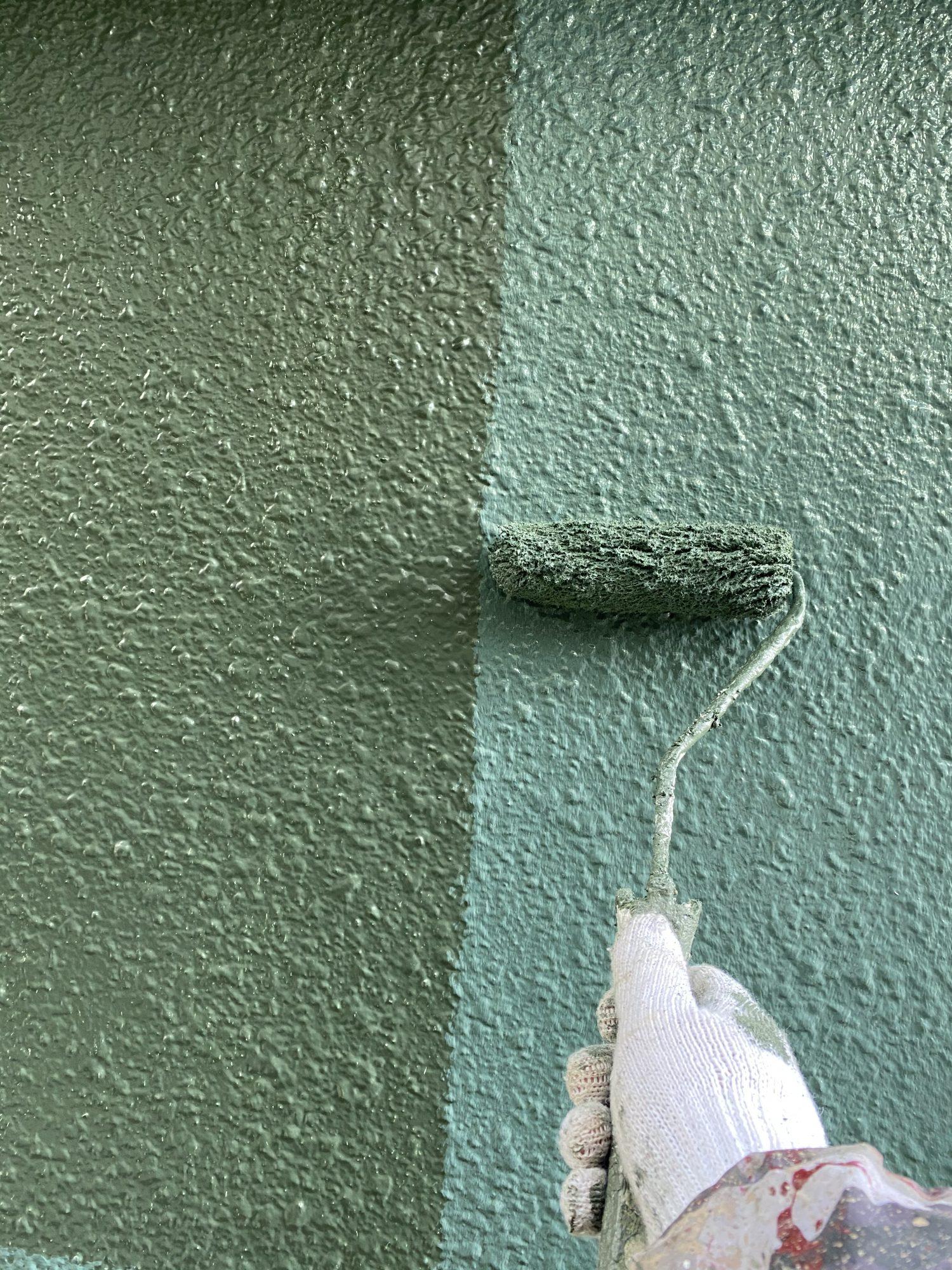 茂原市I様邸外壁塗装工事