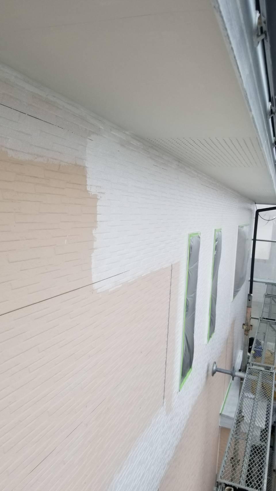 茂原市M様邸屋根カバー工法・外壁塗装工事