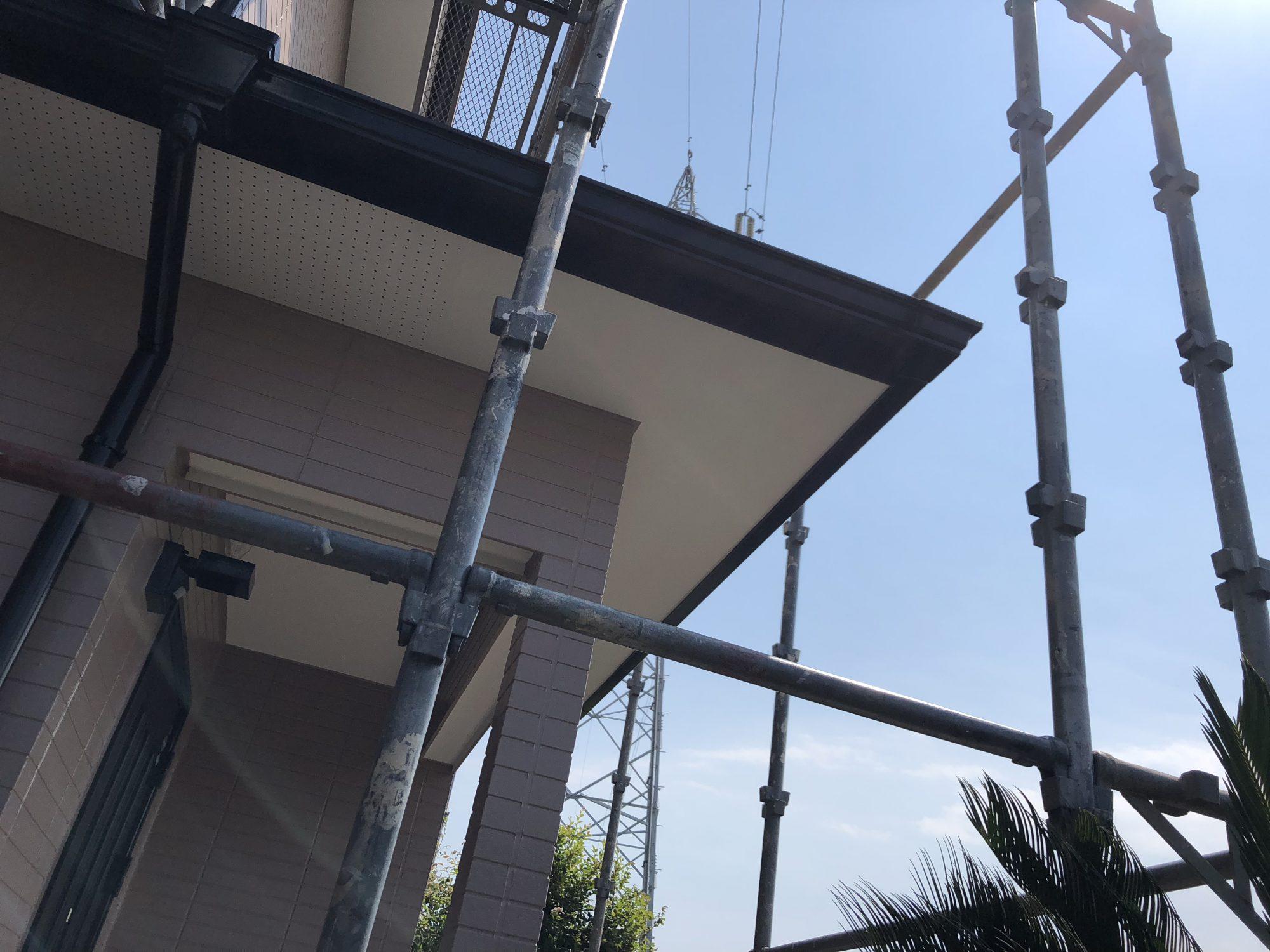 大網白里市O様邸屋根外壁塗装工事