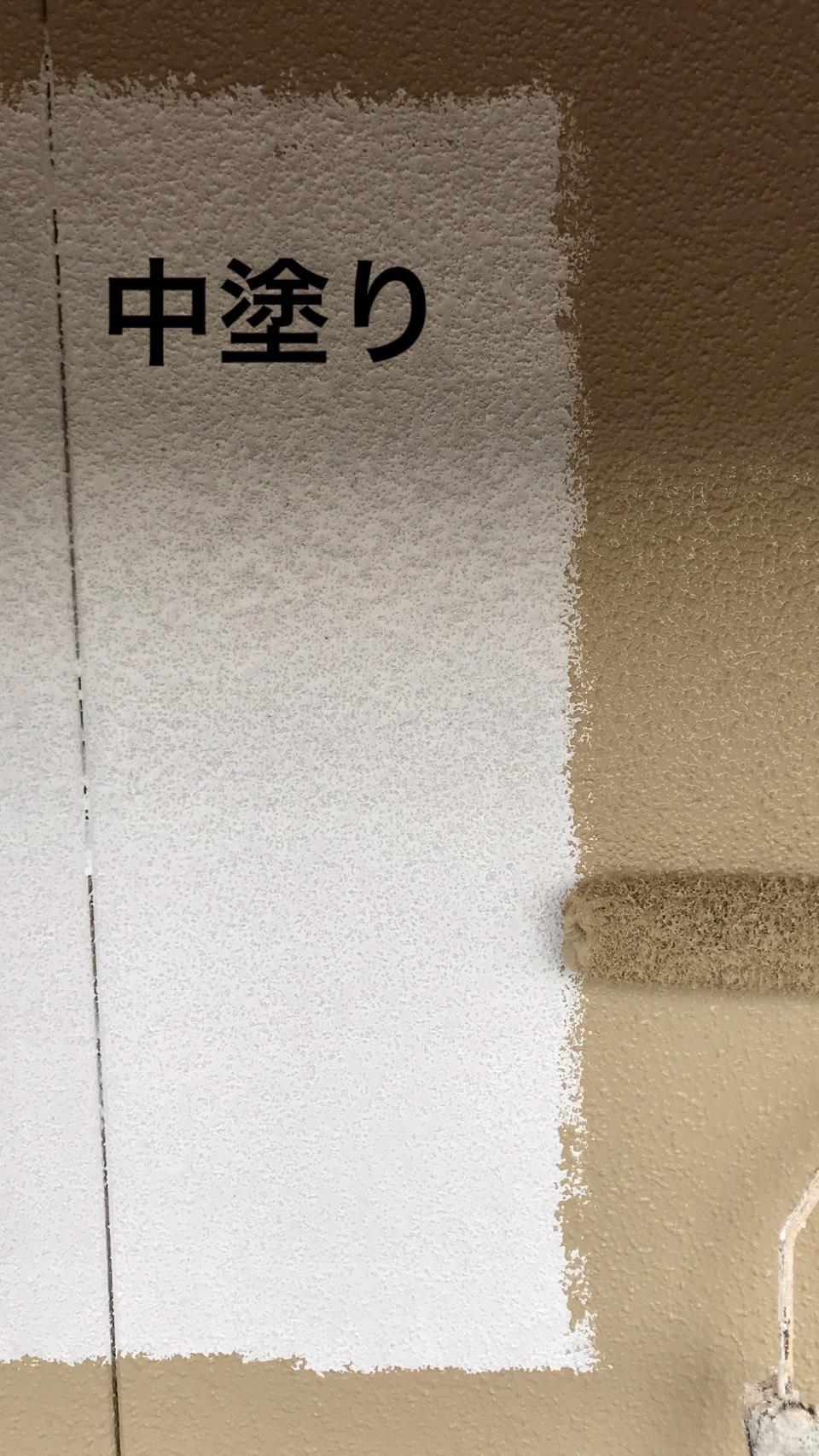 茂原市Y様邸外壁塗装工事
