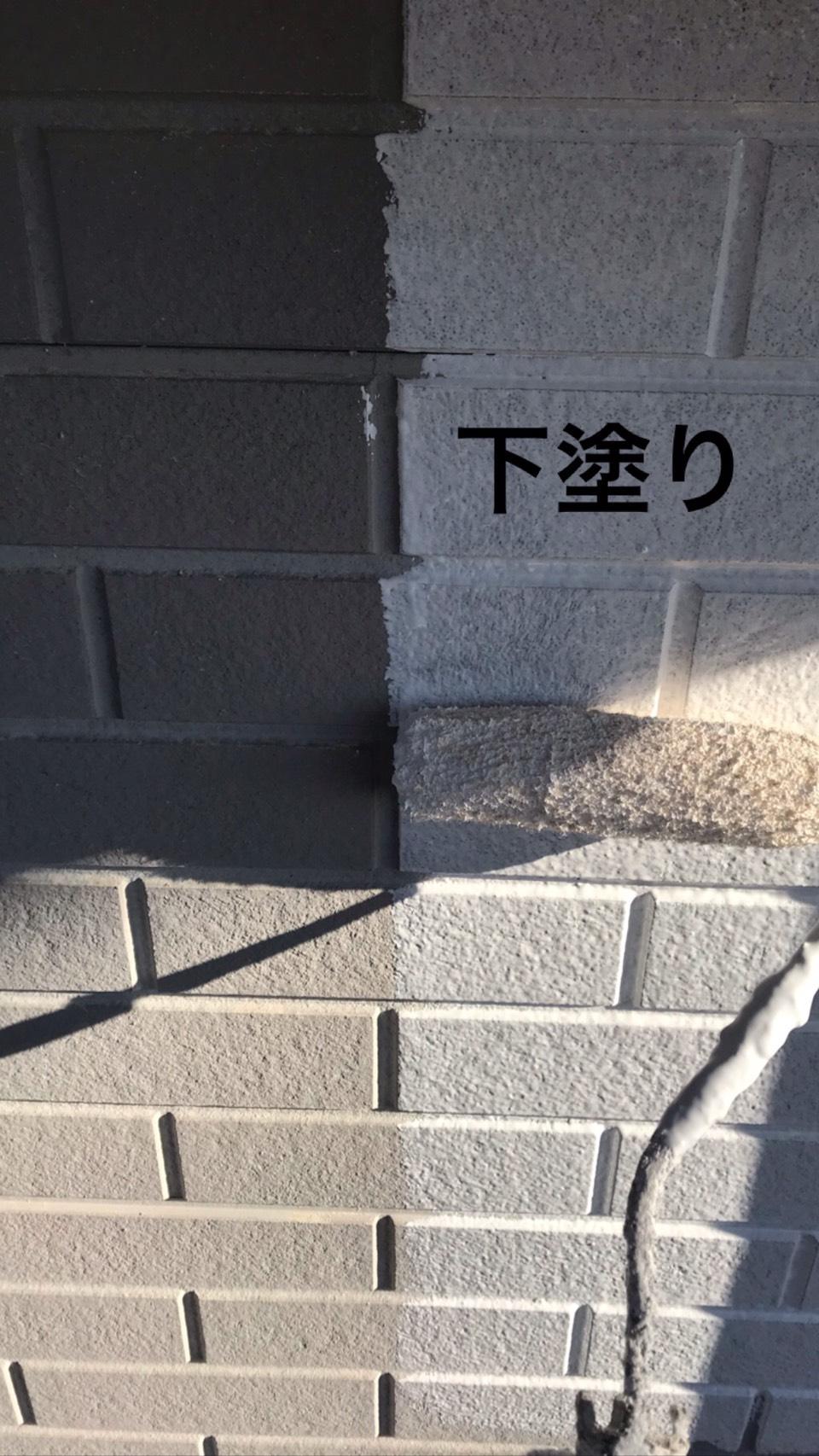 勝浦市O様邸屋根葺き替え、外壁塗装工事