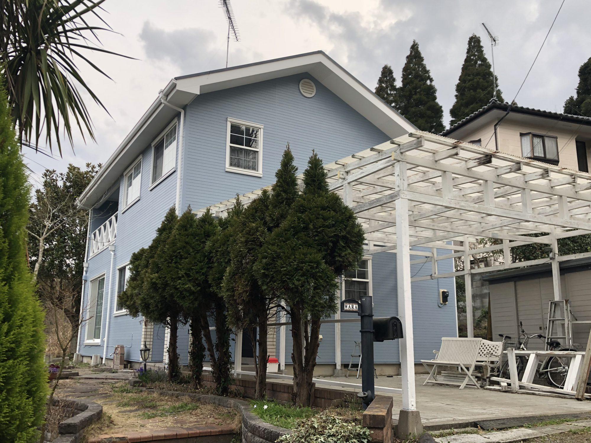 茂原市W様邸屋根・外壁塗装工事 After