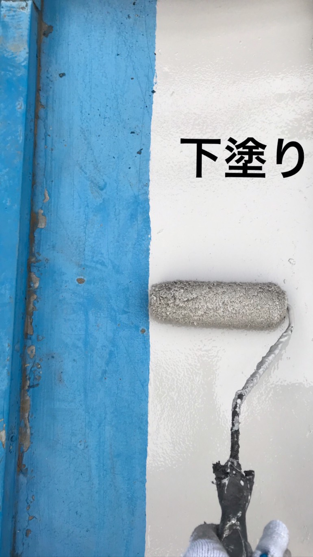 茂原市S様邸屋根塗装工事