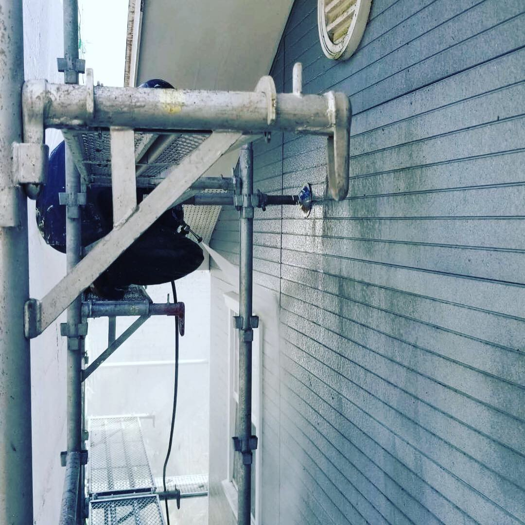 茂原市W様邸屋根・外壁塗装工事