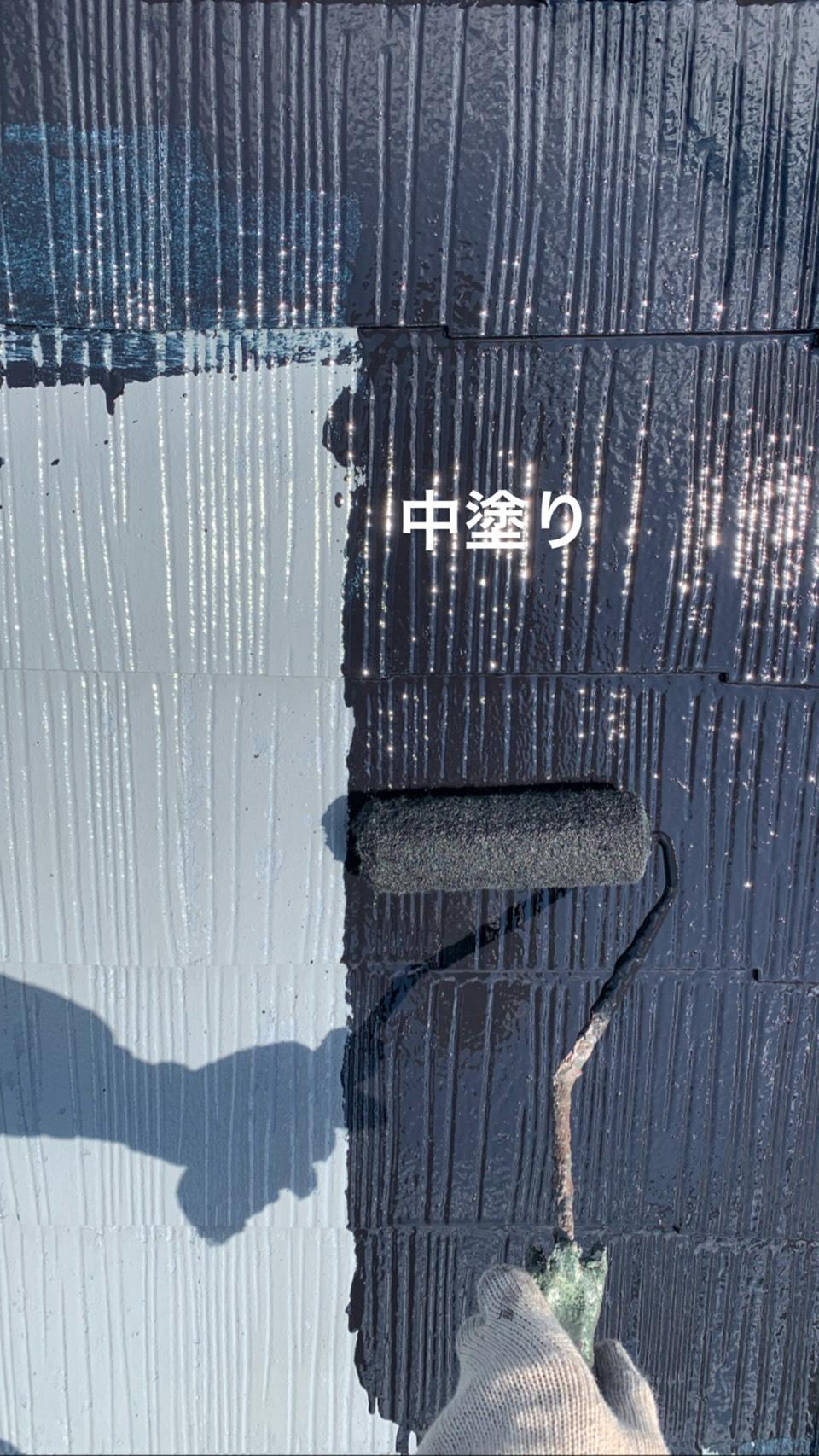 茂原市U様邸屋根外壁塗装工事
