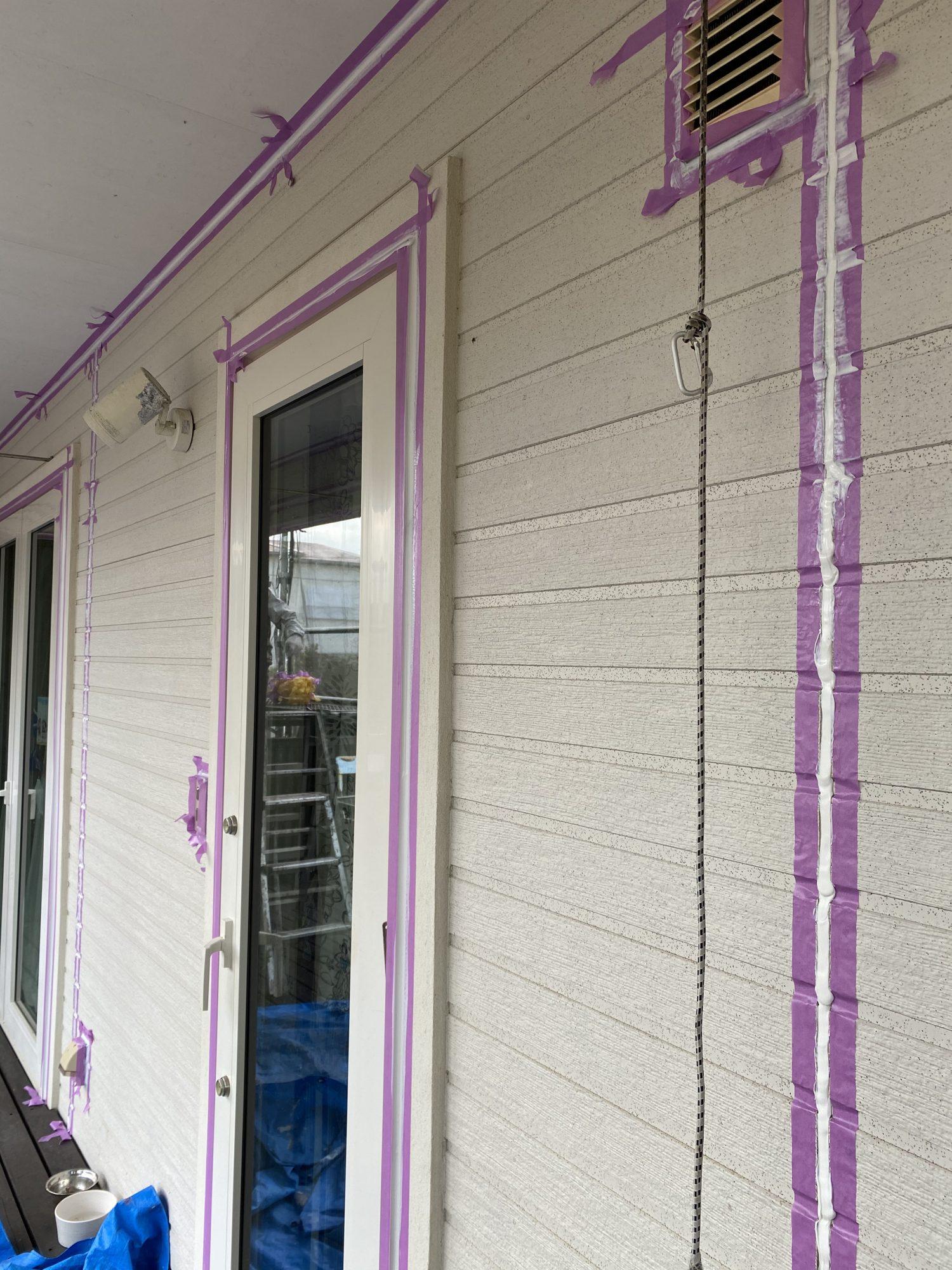 長生郡一宮町Y様邸屋根外壁塗装工事