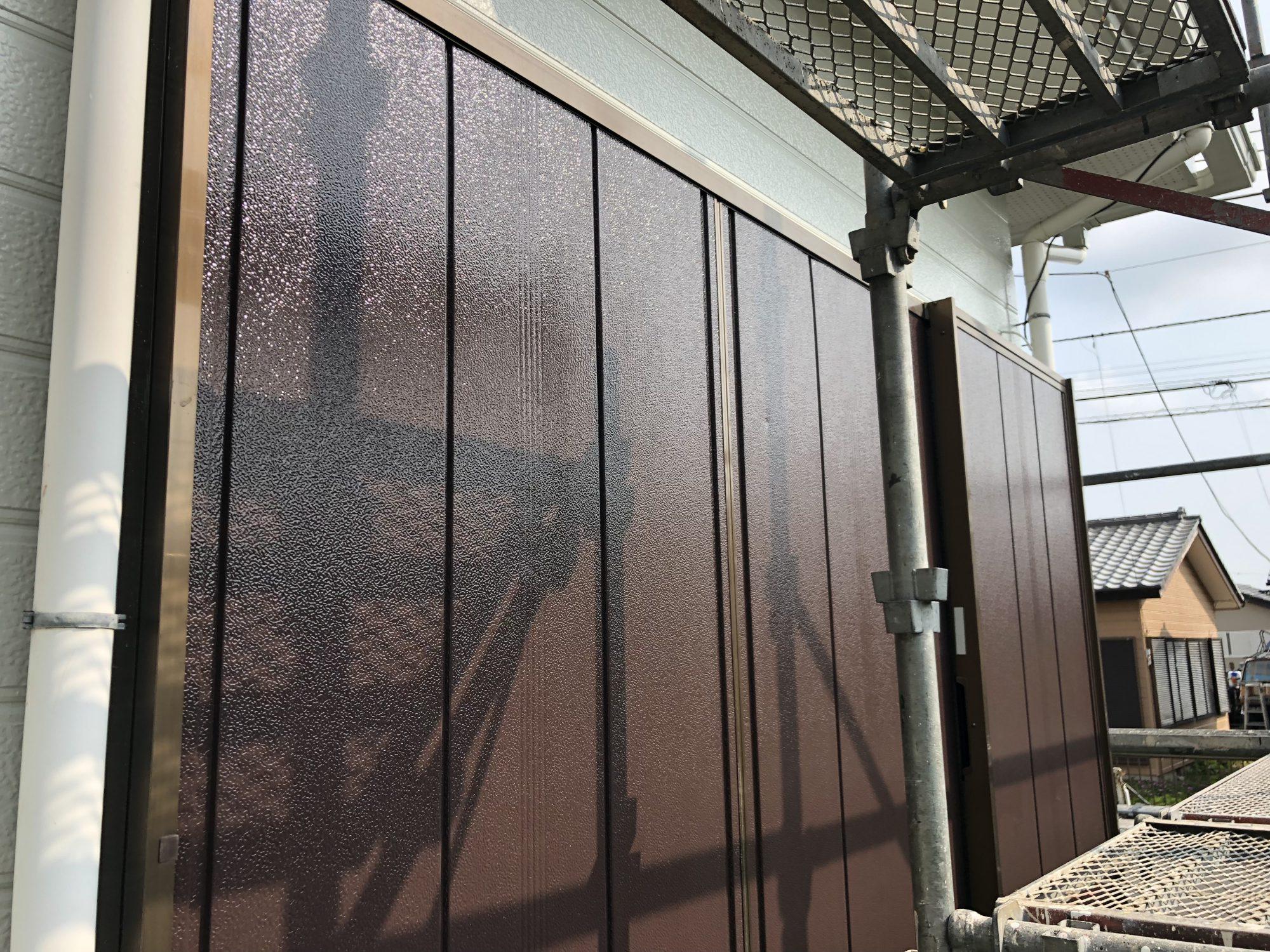 袖ヶ浦市A様邸外壁塗装工事