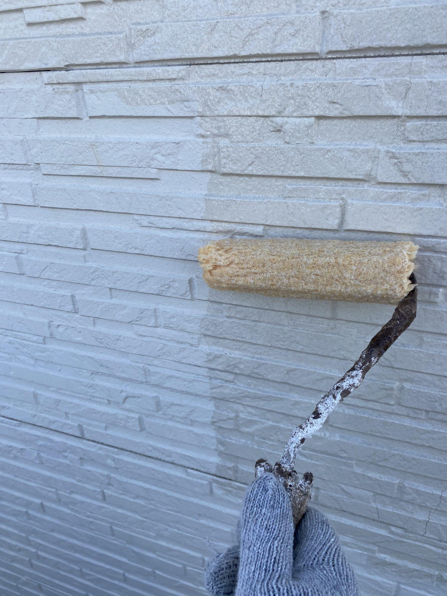 長生郡長生村A様邸外壁塗装工事