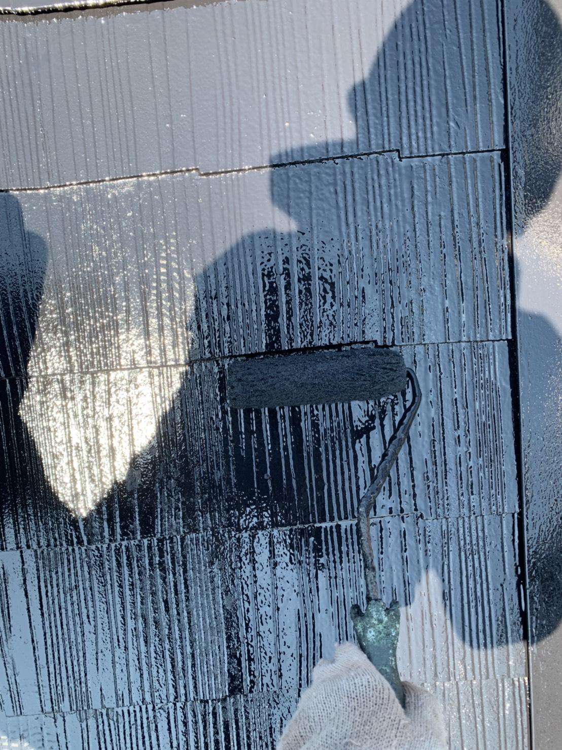 いすみ市T様邸屋根外壁塗装工事
