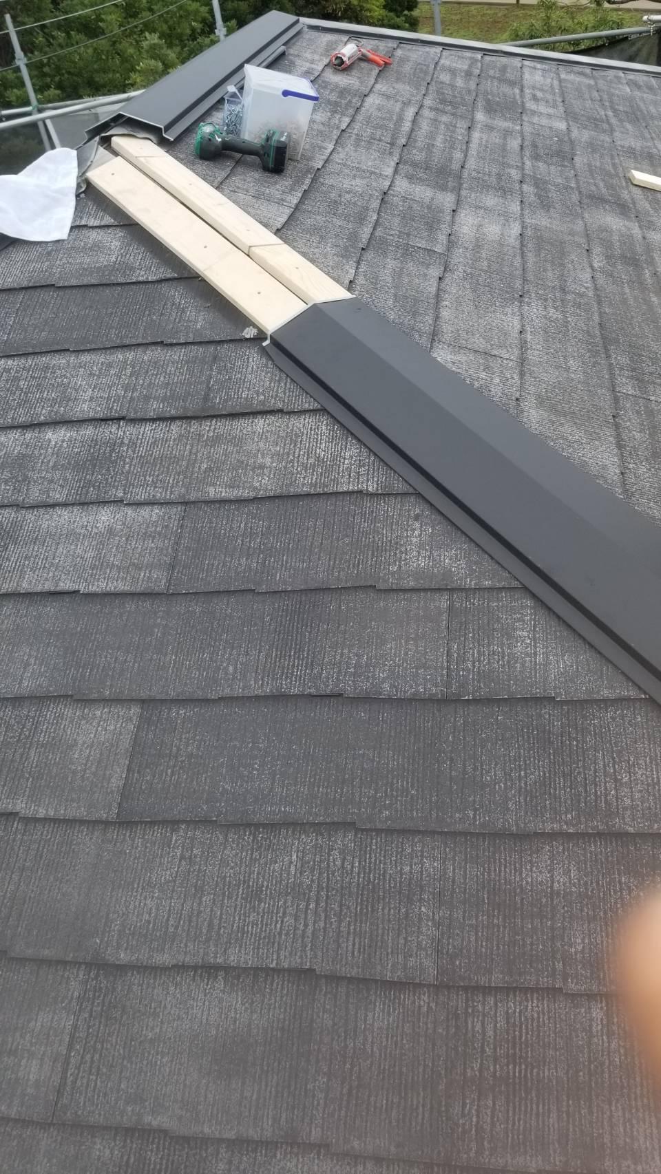 銚子市K様邸屋根外壁塗装工事