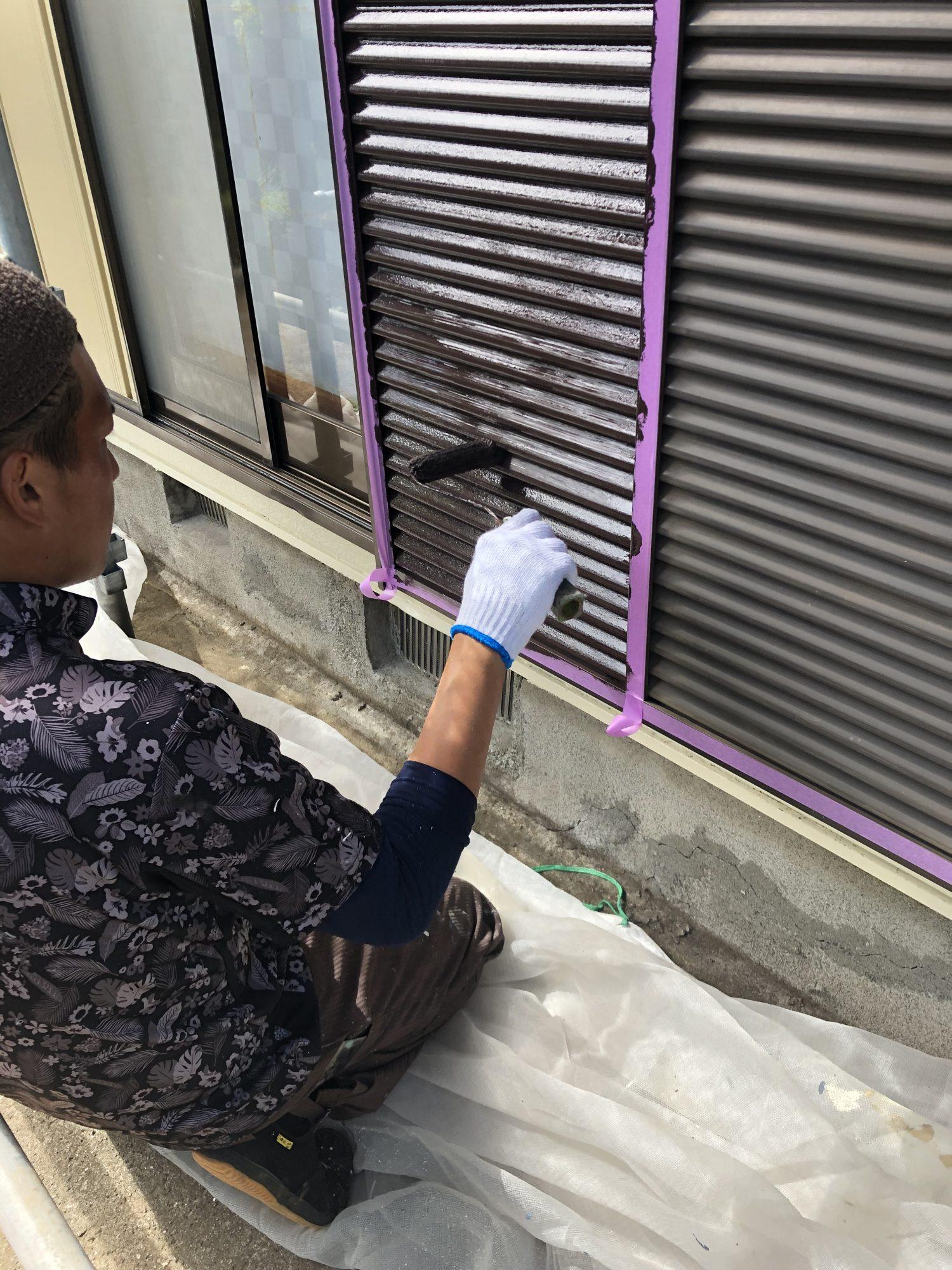 いすみ市H様邸屋根外壁塗装工事