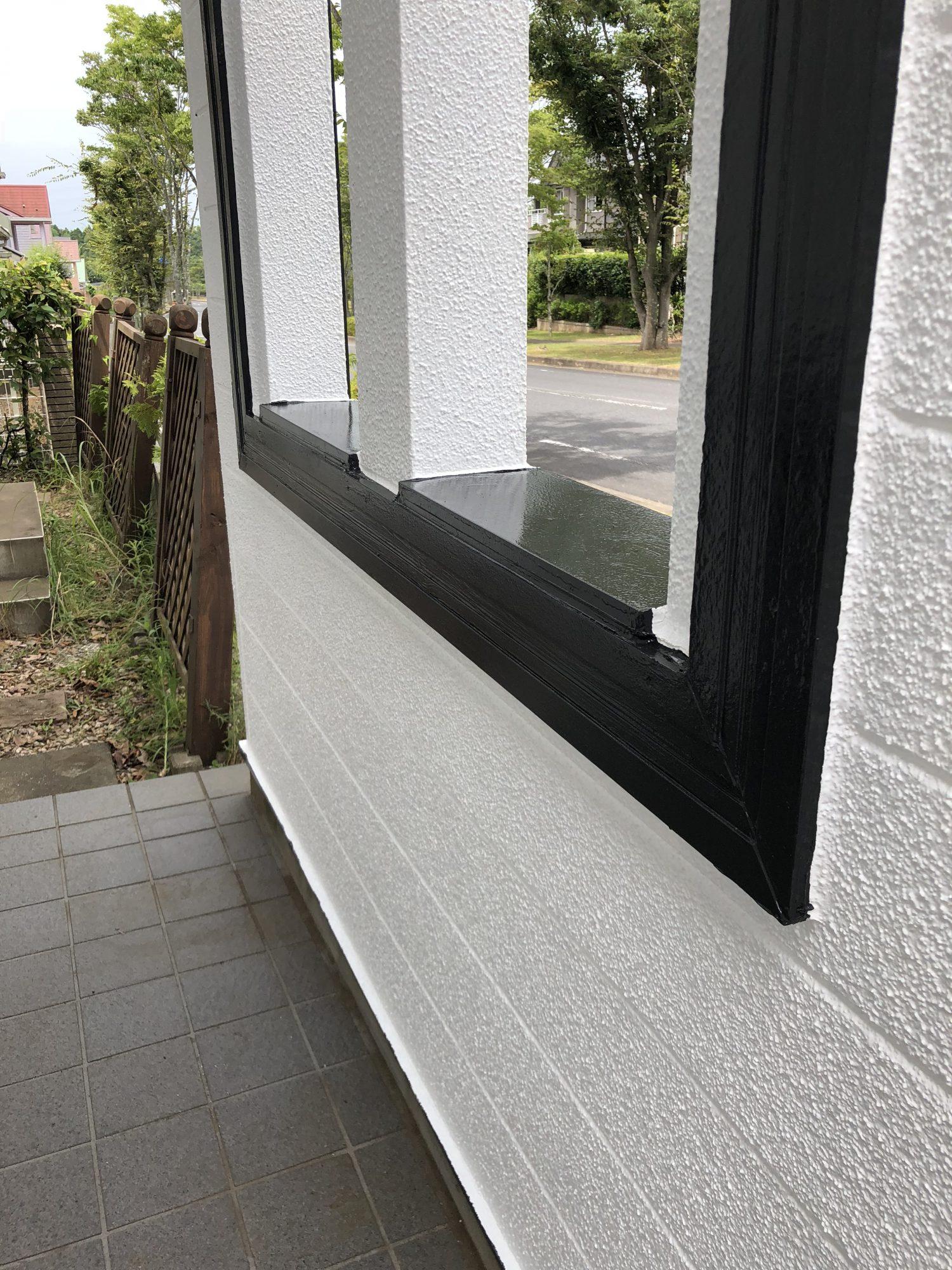 東金市S様邸屋根外壁塗装工事