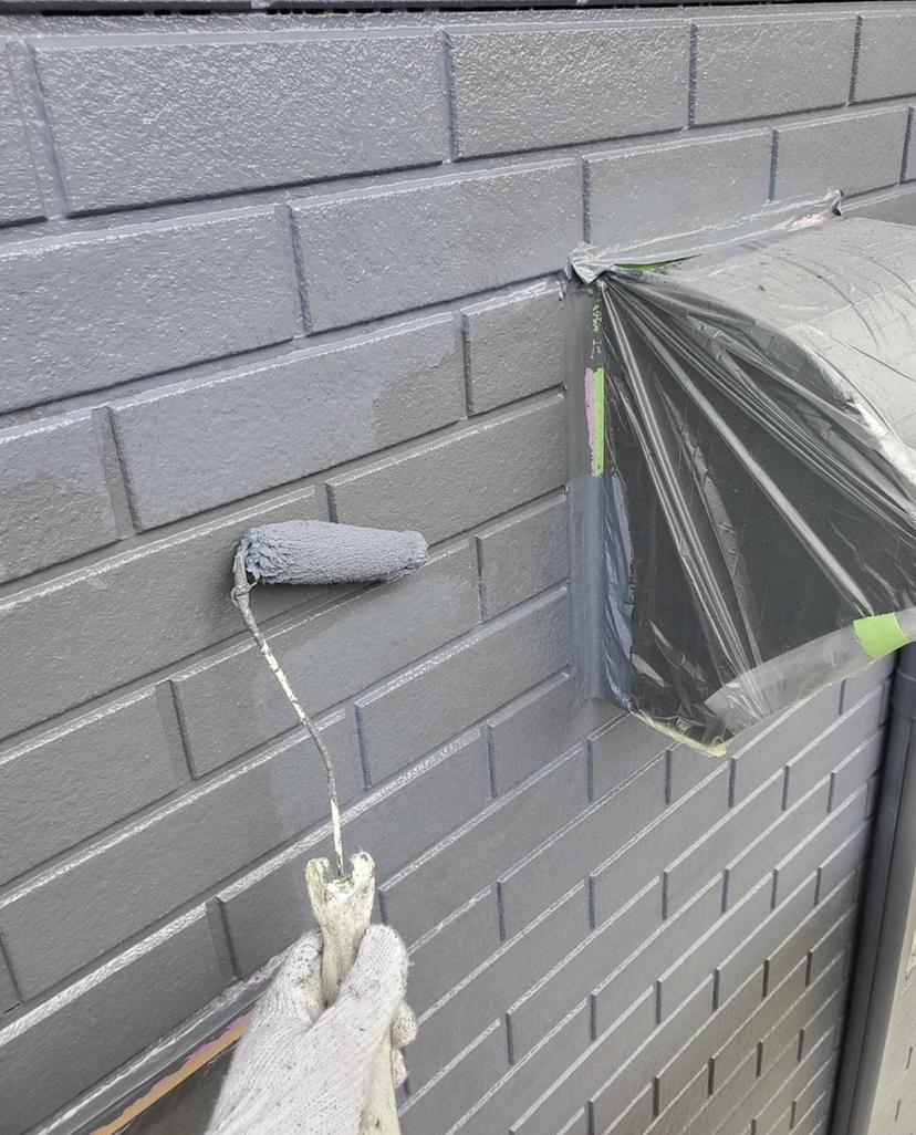 いすみ市O様邸外壁塗装工事