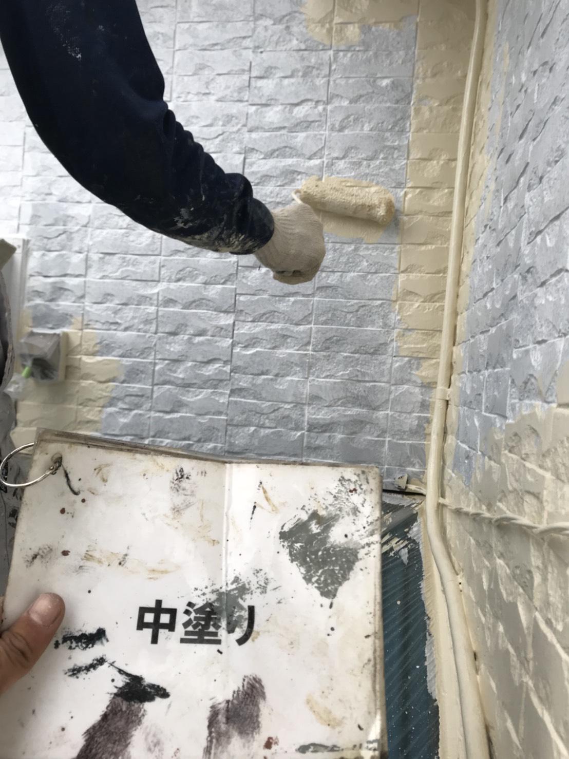 市原市A様邸外壁塗装工事