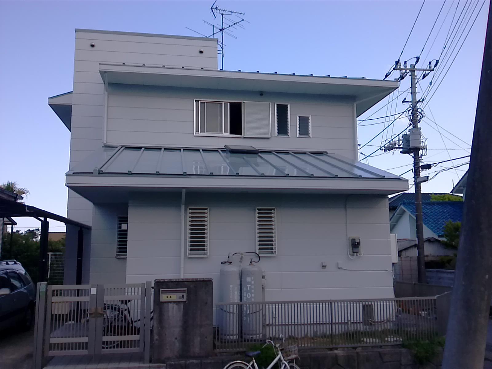 いすみ市A様邸 屋根・外壁塗装 After