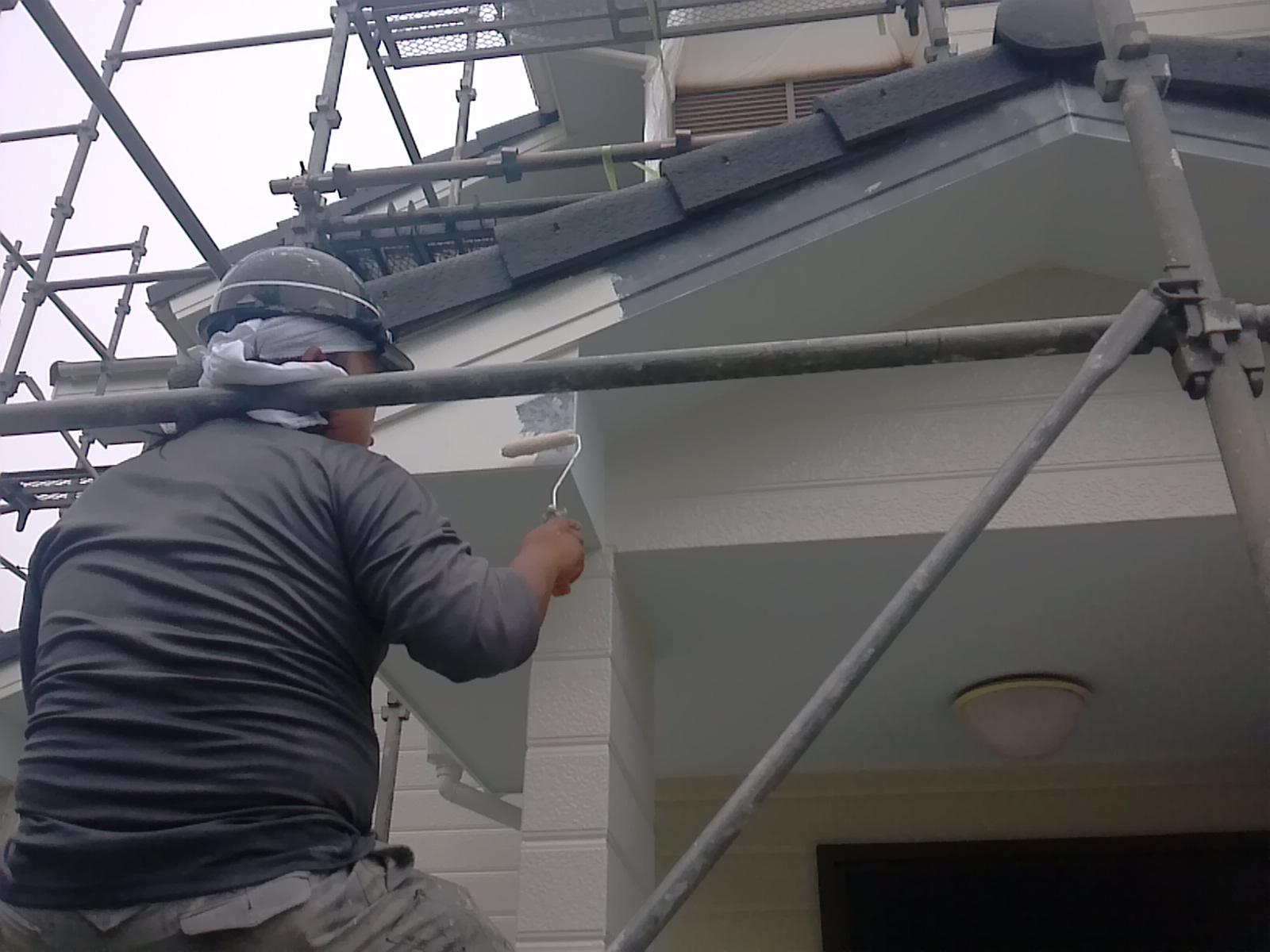 いすみ市I様 屋根・外壁塗装工事