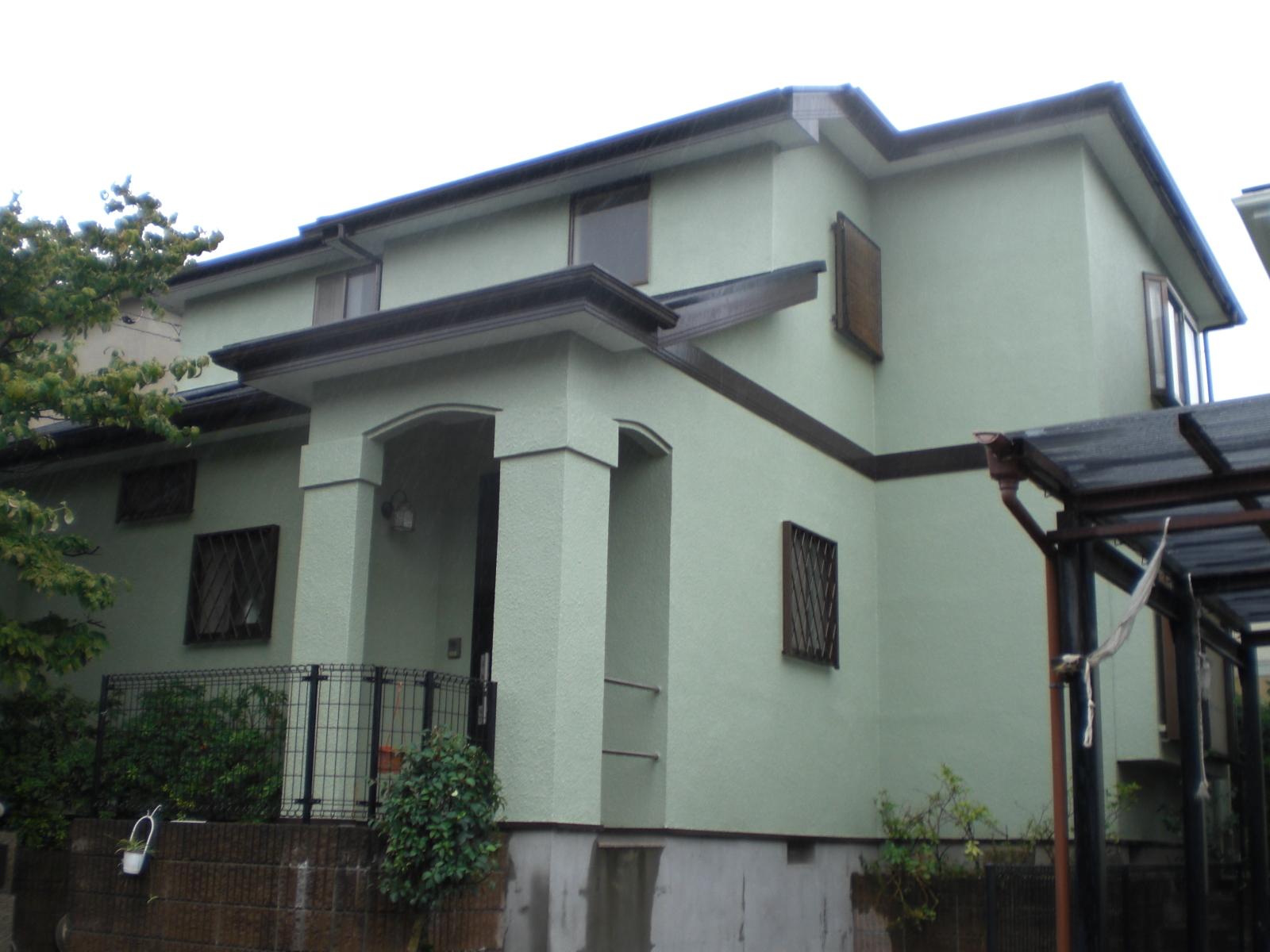 松戸市Y様邸 屋根・外壁塗装 After