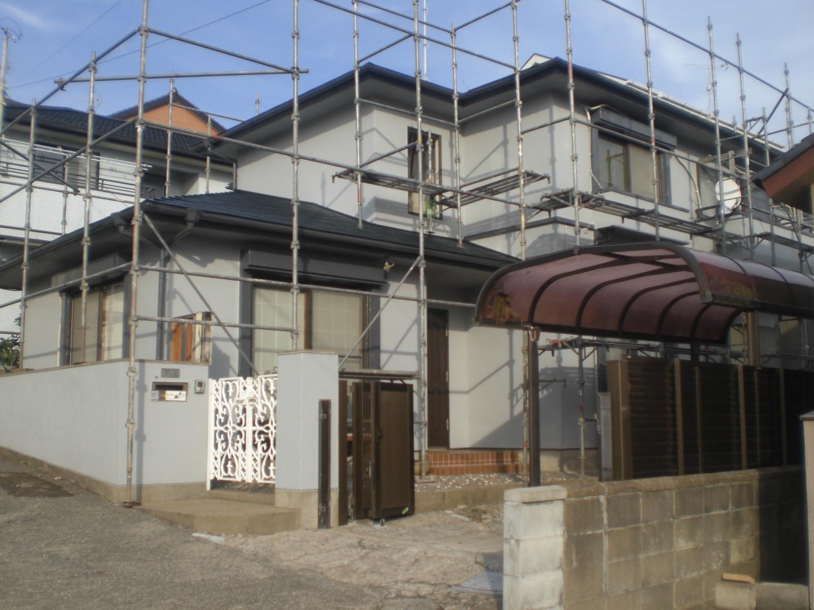 銚子市K様邸 屋根・外壁塗装 After