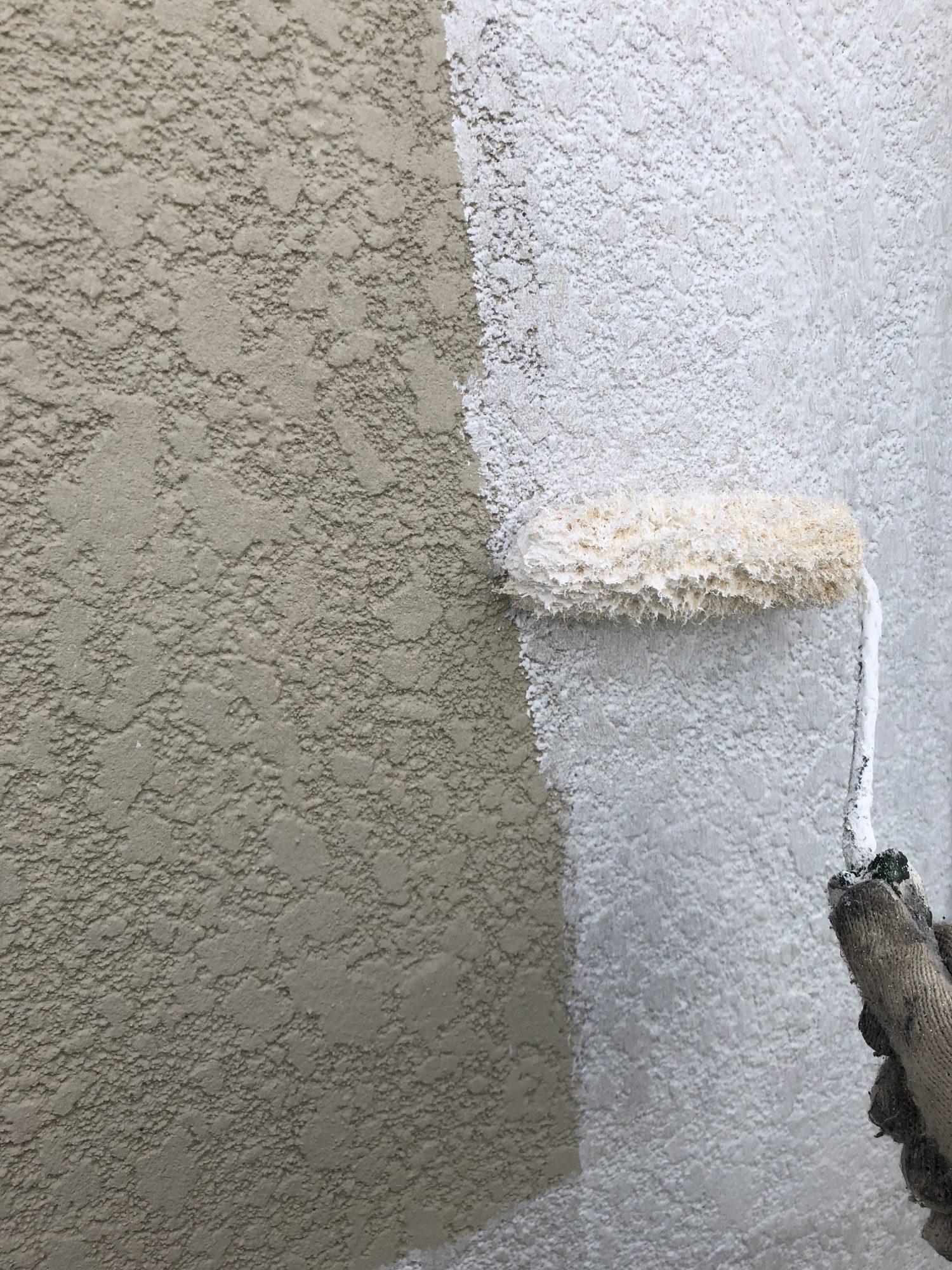 大網白里市S様邸屋根外壁塗装工事