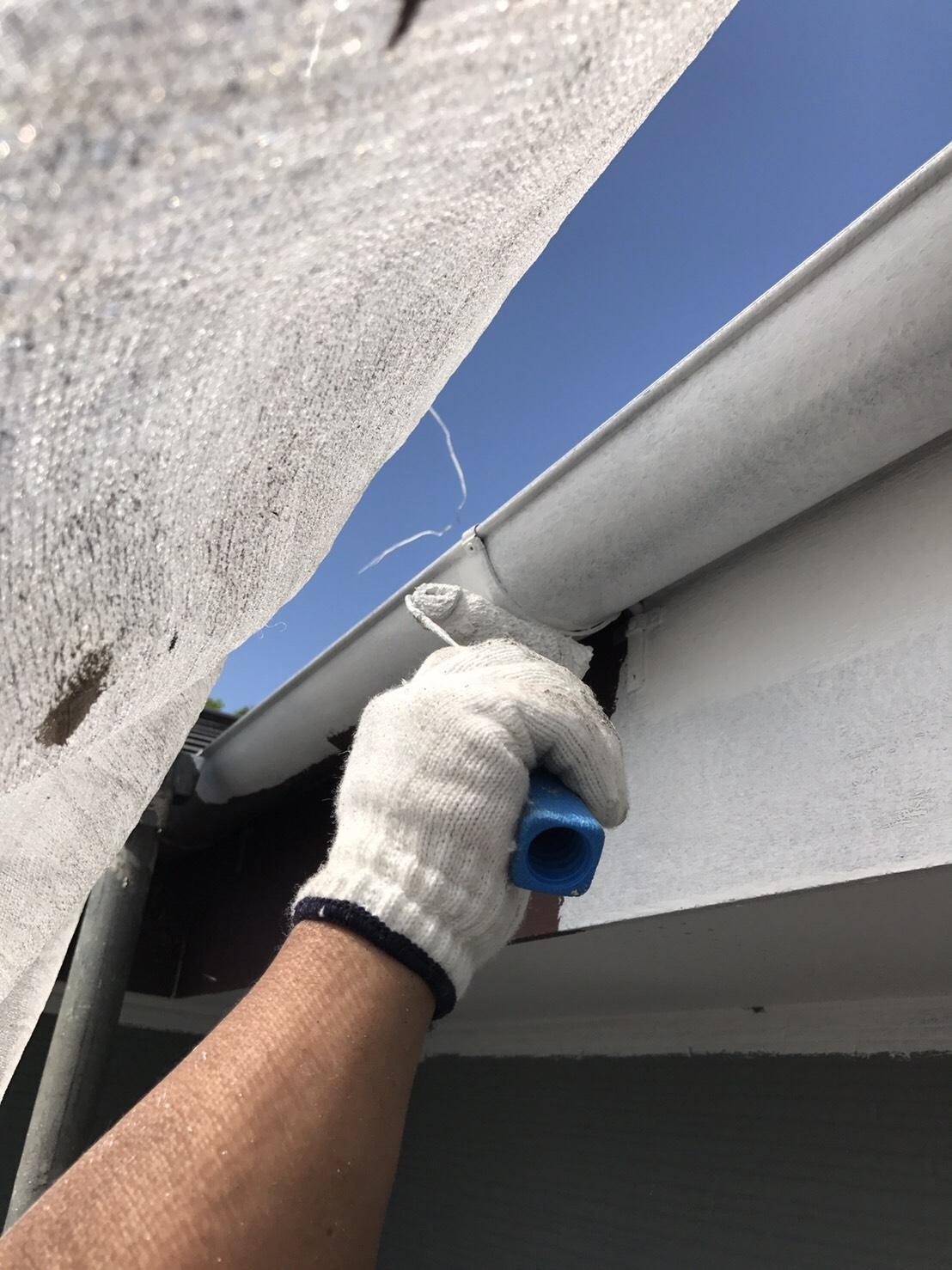 大網白里市駒込T様邸屋根•外壁塗装工事