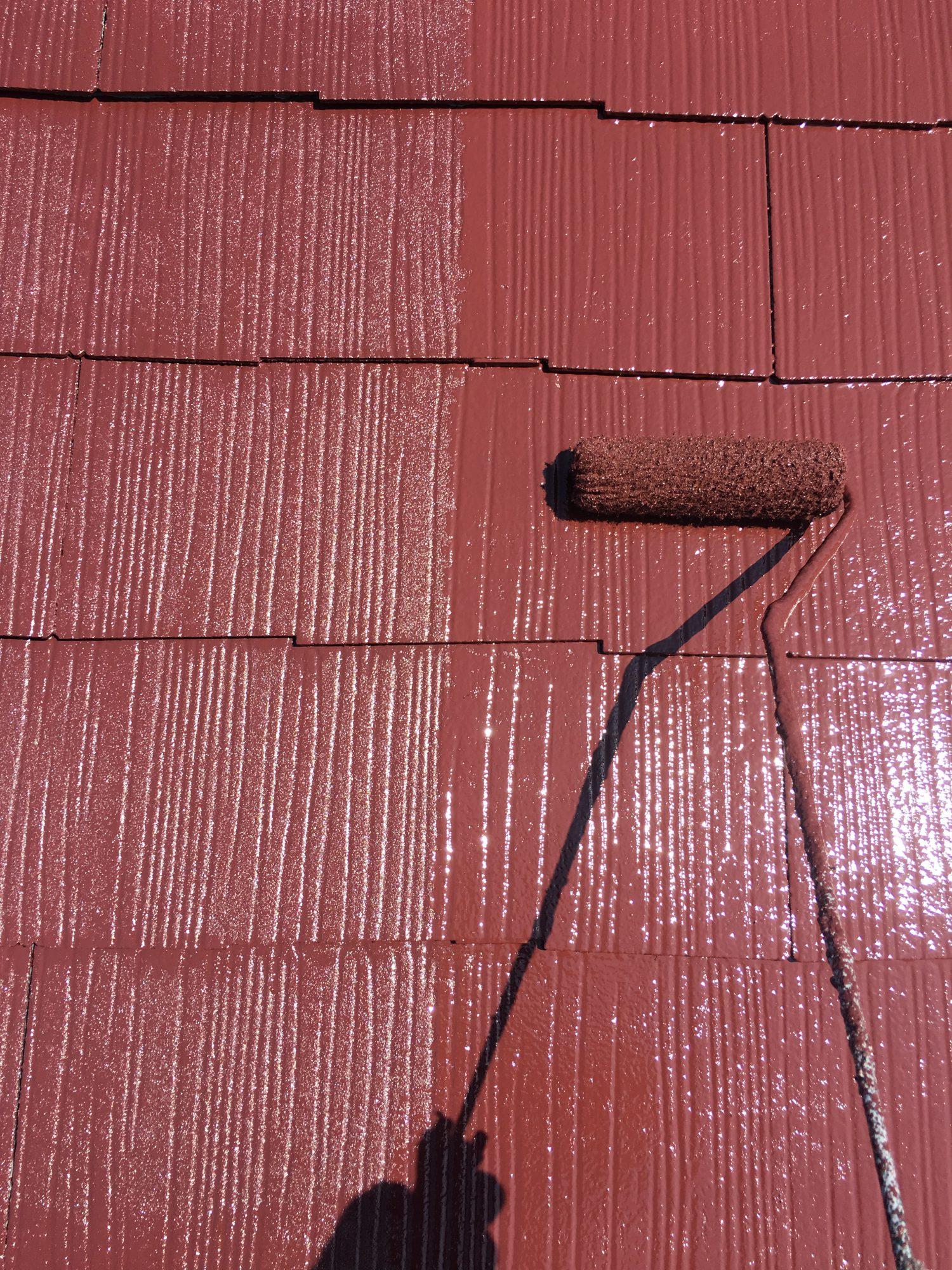 勝浦市興津久保山台O様邸屋根•外壁塗装工事