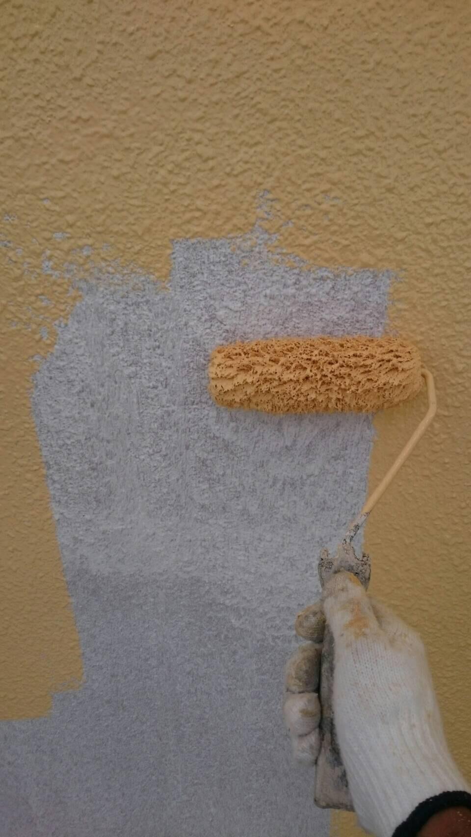 大網白里市金谷郷M様邸外壁塗装工事