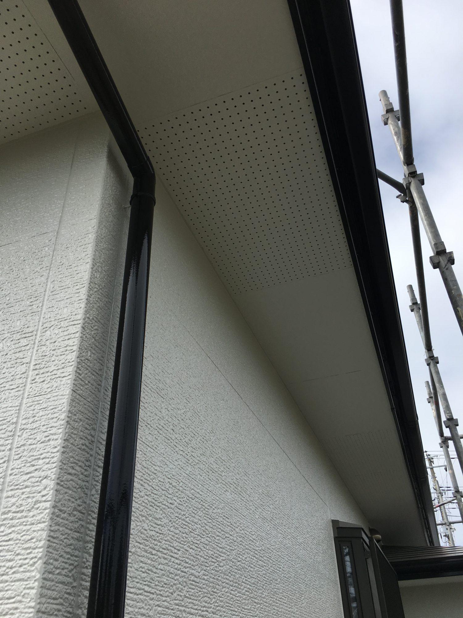 いすみ市岬町S様邸外壁塗装工事