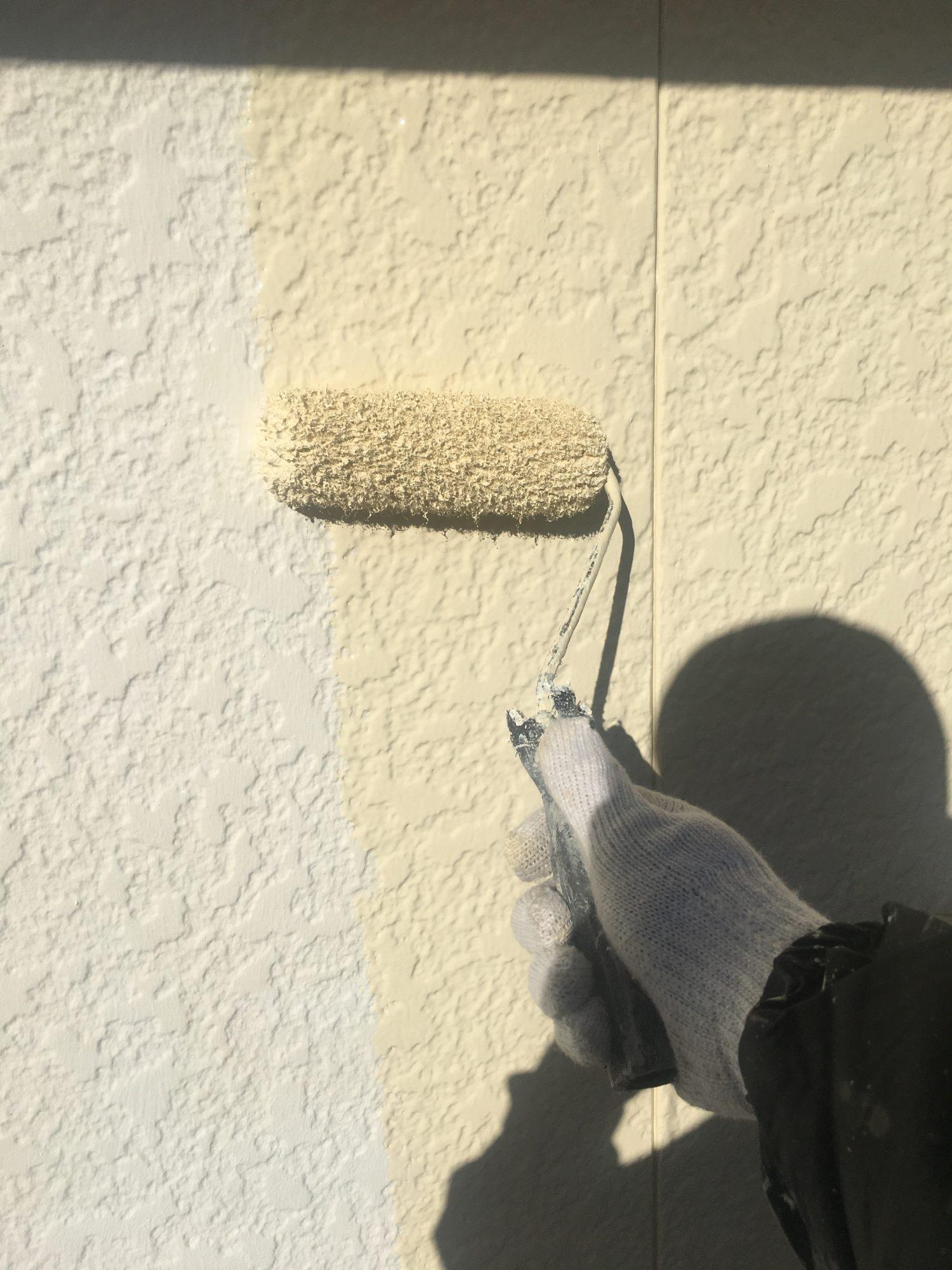 長生郡一宮町M様邸外壁塗装工事