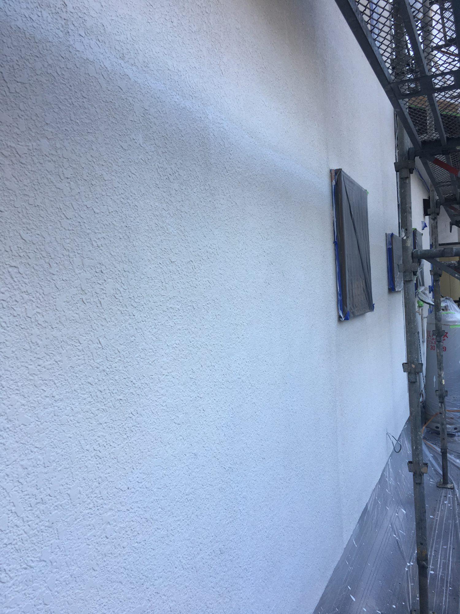 茂原市M様邸外壁塗装工事