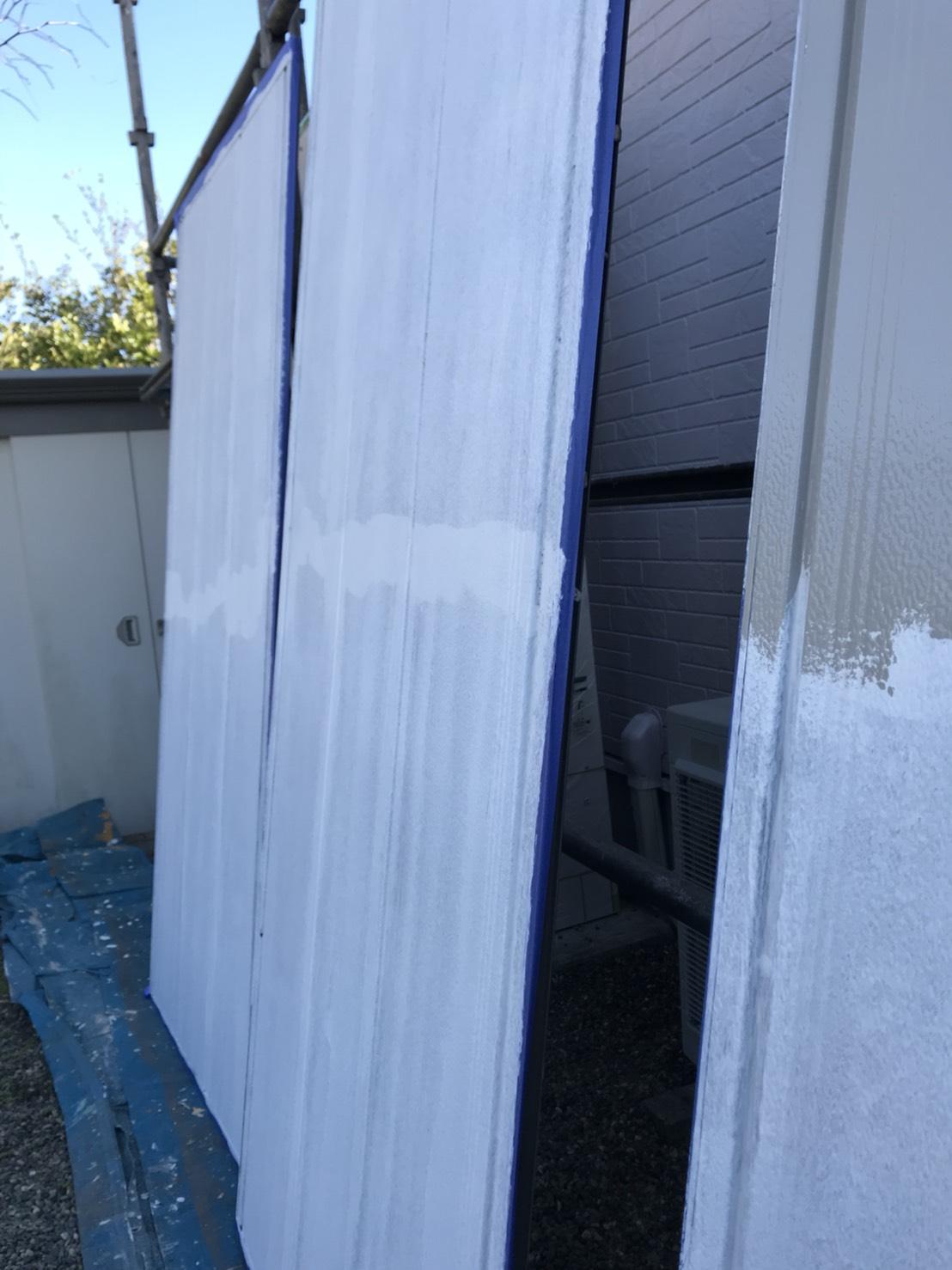 御宿町御宿台様邸屋根外壁塗装工事