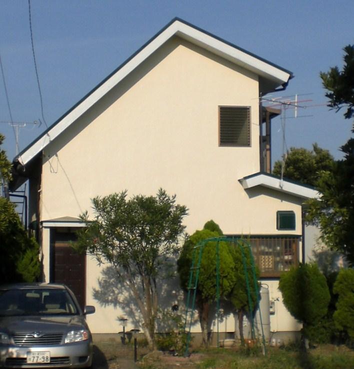 いすみ市I様邸 屋根・外壁塗装 After
