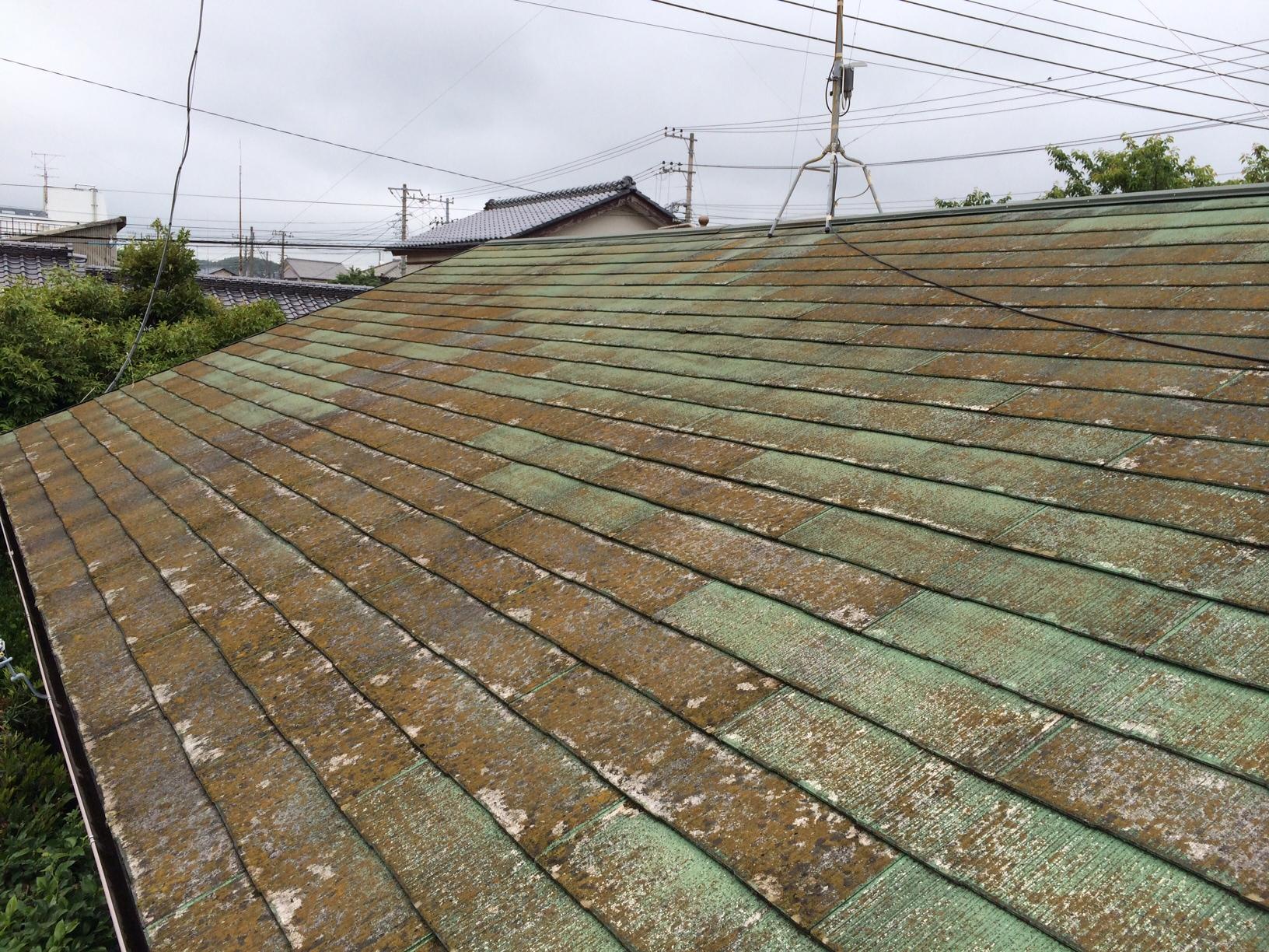 いすみ市I様 屋根塗装工事 Before