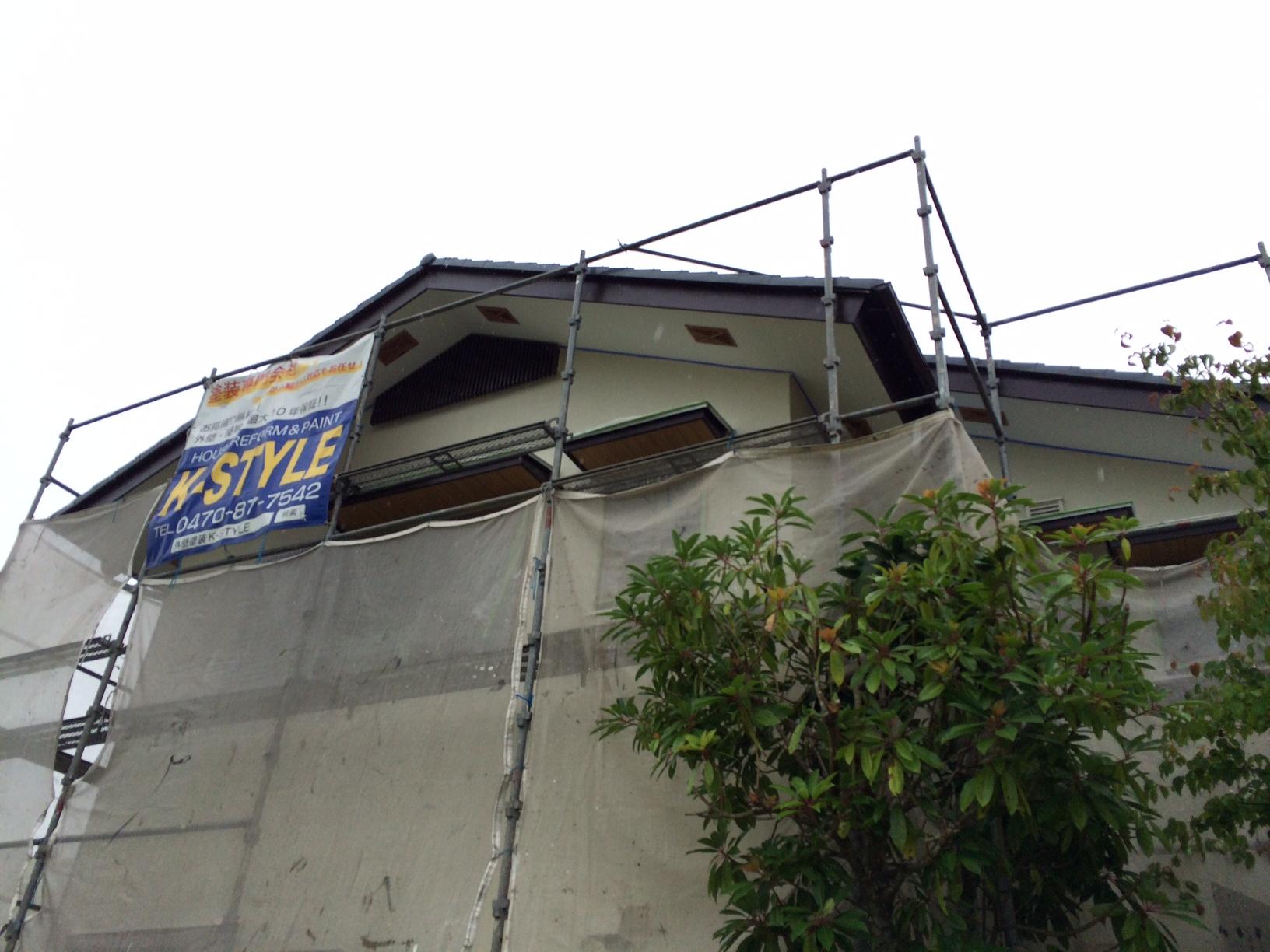 いすみ市M様 外壁塗装工事