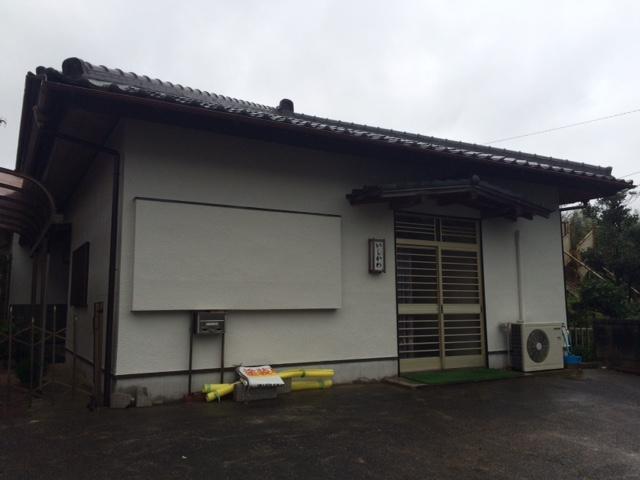 いすみ市I様邸 外壁塗装工事 After