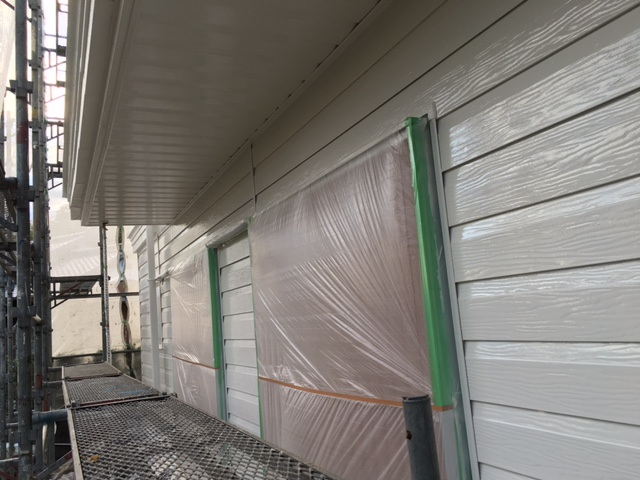 大多喜町久保A様邸 外壁塗装工事