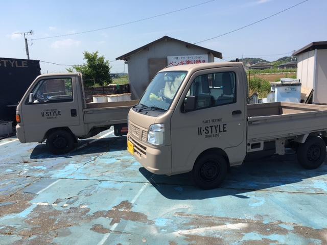 K-STYLE作業車