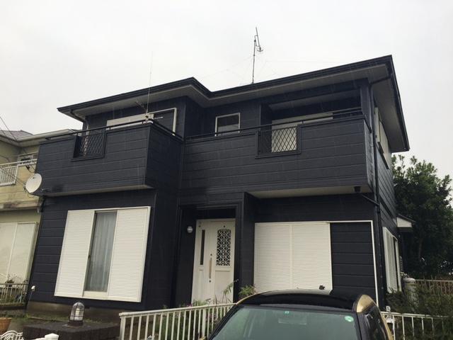 いすみ市岬町I様邸 屋根・外壁塗装工事 After