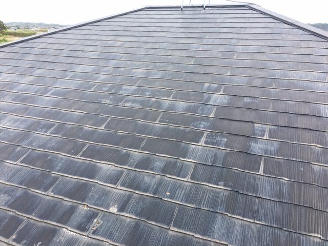 いすみ市岬町Y様邸 屋根塗装工事 Before