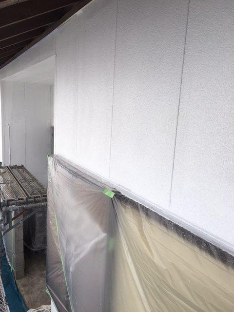 夷隅郡御宿町O様邸 外壁塗装工事
