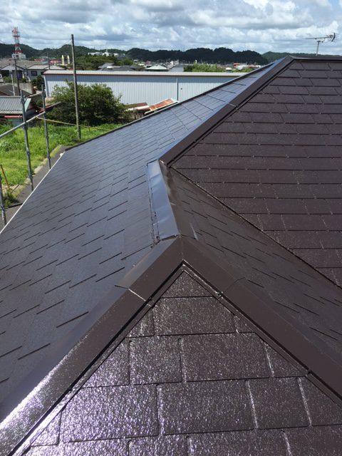 いすみ市大原H様邸 屋根•外壁塗装工事