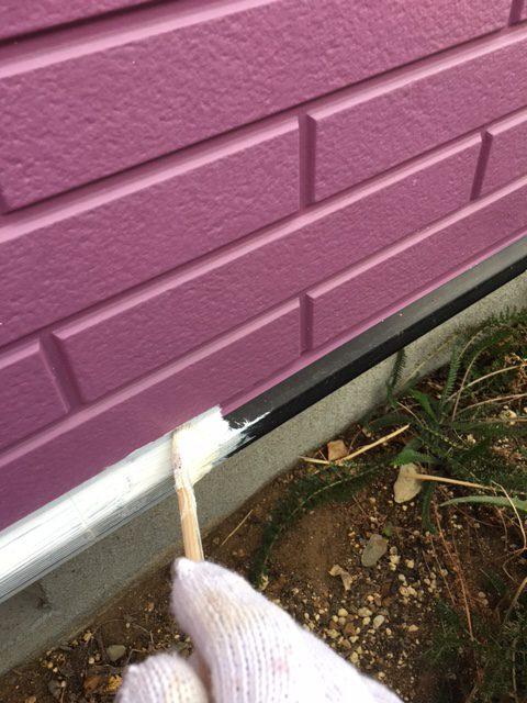 夷隅郡御宿町御宿台K様邸 外壁塗装工事