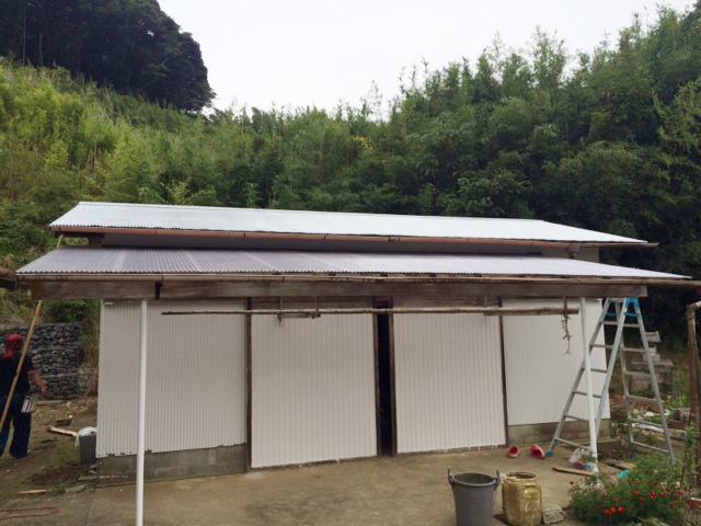 いすみ市K様邸 外壁塗装屋根張り替え工事 After