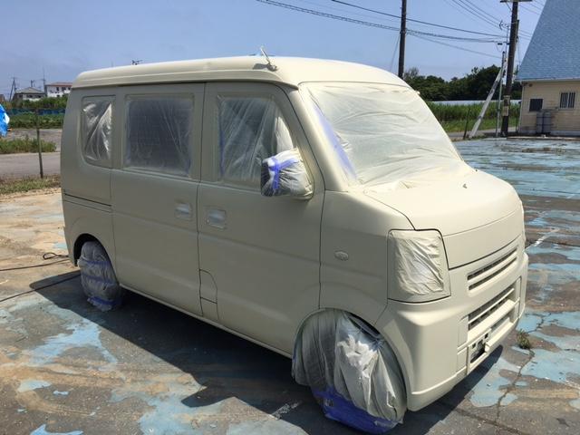 いすみ市岬町T様 自動車塗装