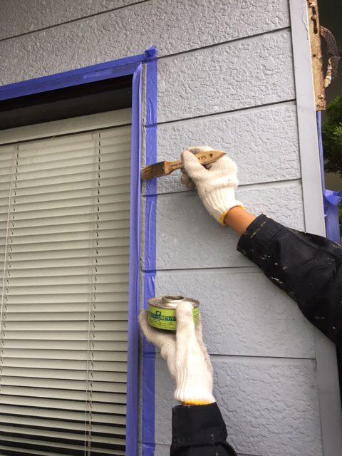 九十九里町U様邸 屋根•外壁塗装工事