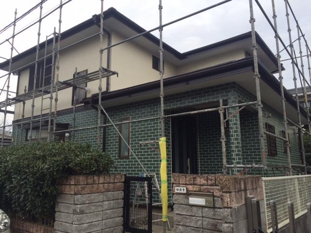 銚子市豊里台N様邸 屋根・外壁塗装工事 After